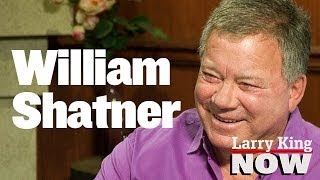 William Shatner Sneak Peek | William Shatner Interview | Larry King Now Ora TV