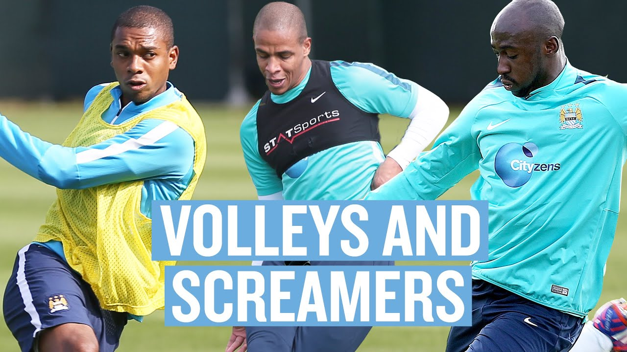 Volleys & Screamers Fernandinho Mangala Fernando