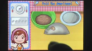 Cooking Mama iPhone Gameplay Video Review - AppSpy.com