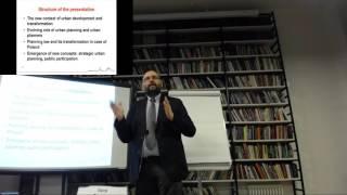 Преодоление постсоциалистического наследия: формирование института городского права и системы регули