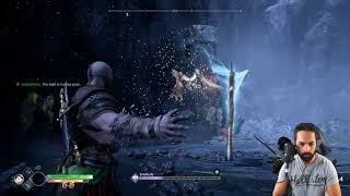 Sigrun The Valkyrie Queen - No Damage - Give Me God of War (Max Difficulty) - Level 1   God of War