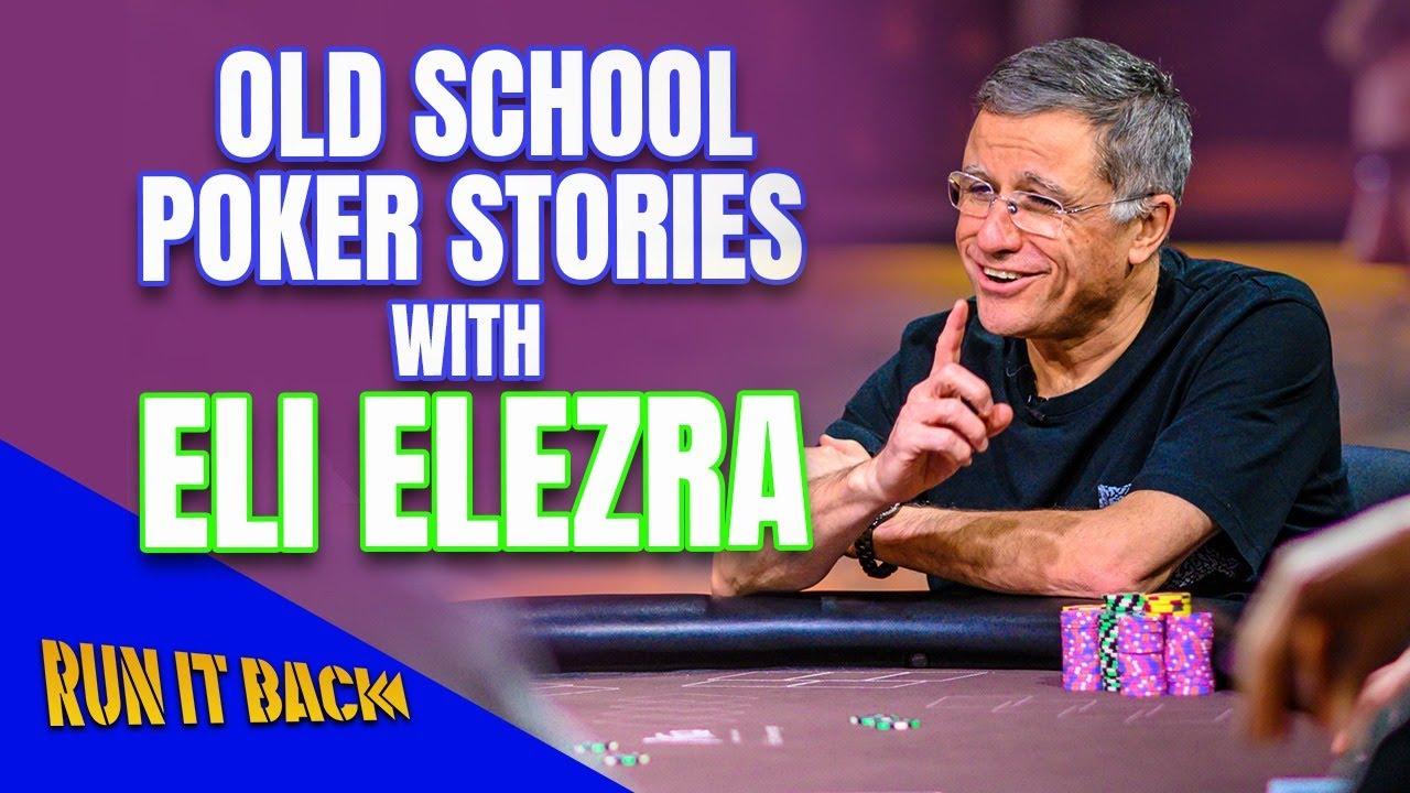 Eli Elezra Breaks Down High Stakes Poker Season 1   Run it Back