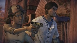 The Walking Dead Game Season 3 Clementine Returns Episode 1 Trailer