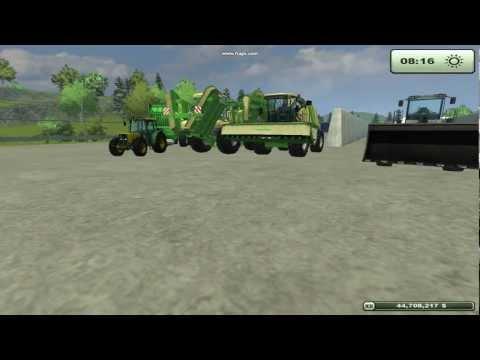 FarmingSimulator2013bio Gass Plant