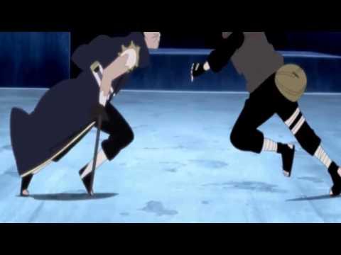 Kakashi vs Obito  Full Fight  HD