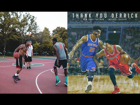 Montana of 300 Reacts To Derrick Rose Trade To New York Knicks