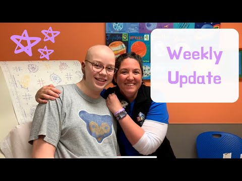 IM CANCER FREE | Weekly Update