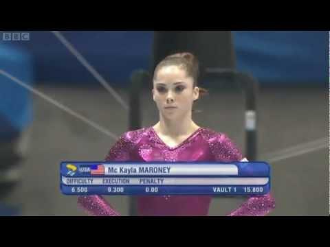 McKayla Maroney - 2011 World Championships - Vault Final (HD)
