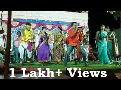 Rama Rama Yellammaku Telangana Folk Song by Jangi Reddy in Janumpally