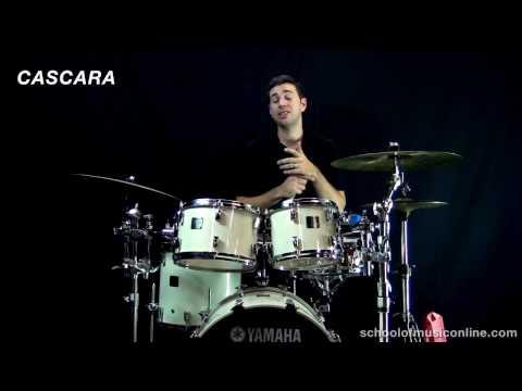 Afro-Cuban Rhythms - Cascara