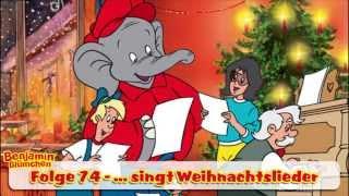 Benjamin Blümchen singt Weihnachtslieder | Musik