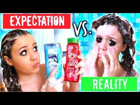 Night Routine Expectations Vs. Reality! | Krazyrayray