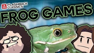 Atari Classics: The Frog Games - Game Grumps VS