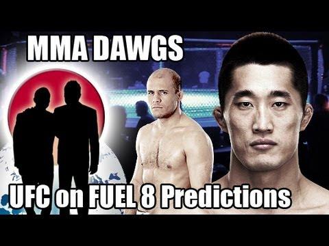 UFC on FUEL 8 Predictions : Dong Hyun Kim vs Siyar Bahadurzada - Fight Analysis & Betting Strategy