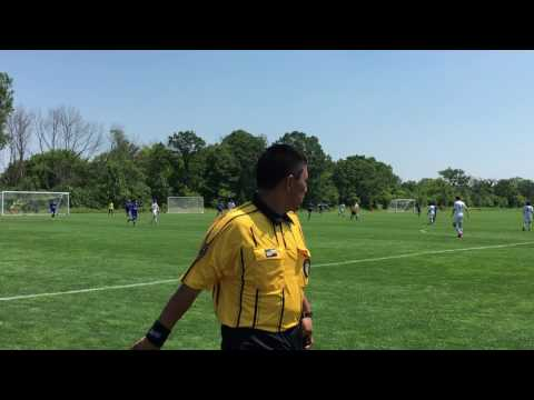 2nd Game-2nd Half Nat Cup XV-Ark Rush00 6-25-2016