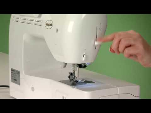 Baby Lock Decorator's Choice Sewing Machine Overview YouTube Mesmerizing Baby Lock Grace Sewing Machine Manual