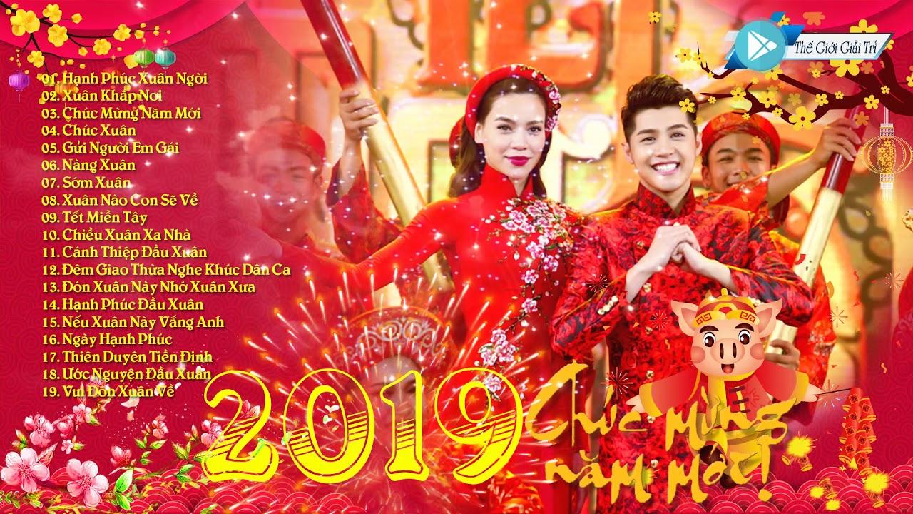 Nhạc Tết 2019 I Nhạc Xuân 2019 I Liên Khúc Nhạc Xuân Chào Tết Kỷ Hợi 2019 Noo Phước Thịnh