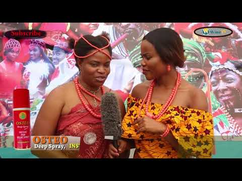lagos state actors cultural day on winztv