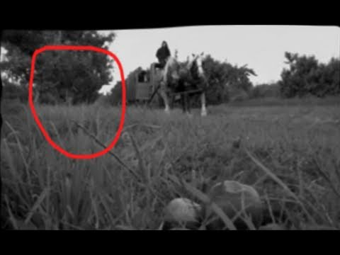 Ghost - Rare look at a Vampire Caught on Video Tape from ...