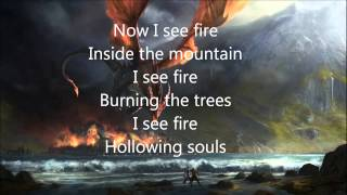 Repeat youtube video I See Fire - Ed Sheeran & Peter Hollens