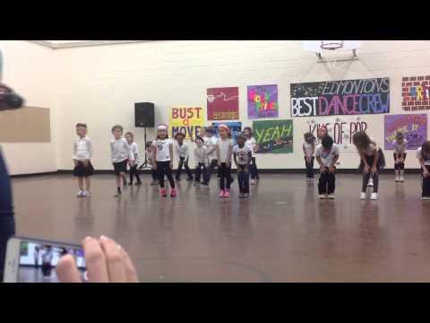 Kindergarten Hip Hop Dance