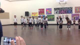 Kindergarten Hip Hop Dance