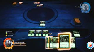 Magic The Gathering Duels of the Planeswalkers 2014 Xbox 360 Gameplay Trailer