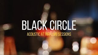 Nothingman (Pearl Jam) - Black Circle acoustic at Riff Live Sessions