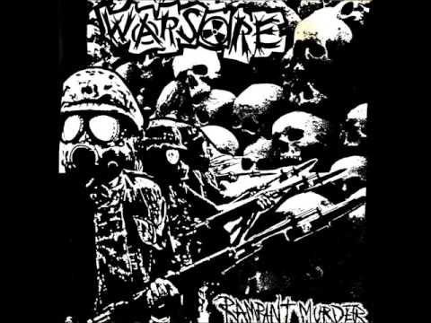 Warsore discography