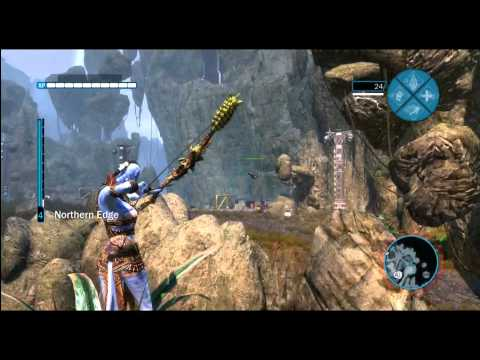 Avatar the Game Gameplay (Xbox 360)