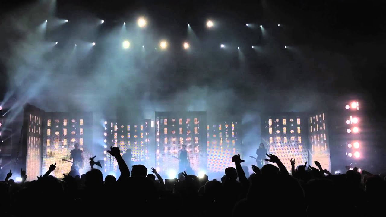 Nine Inch Nails - Head Like A Hole - Live Houston 08.16.2014 ...