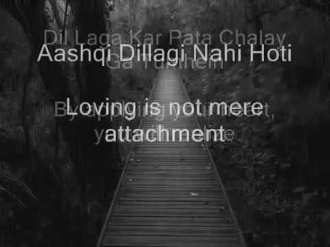Tumhen Dillagi bhoolwith lyricsEng Translation