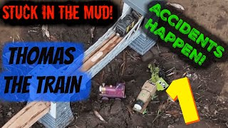 Thomas and Friends: STUCK IN MUD! (Accidents happen!)