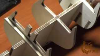Изготовление модели парусника, Фильм 3, 1-я серия. Сайт