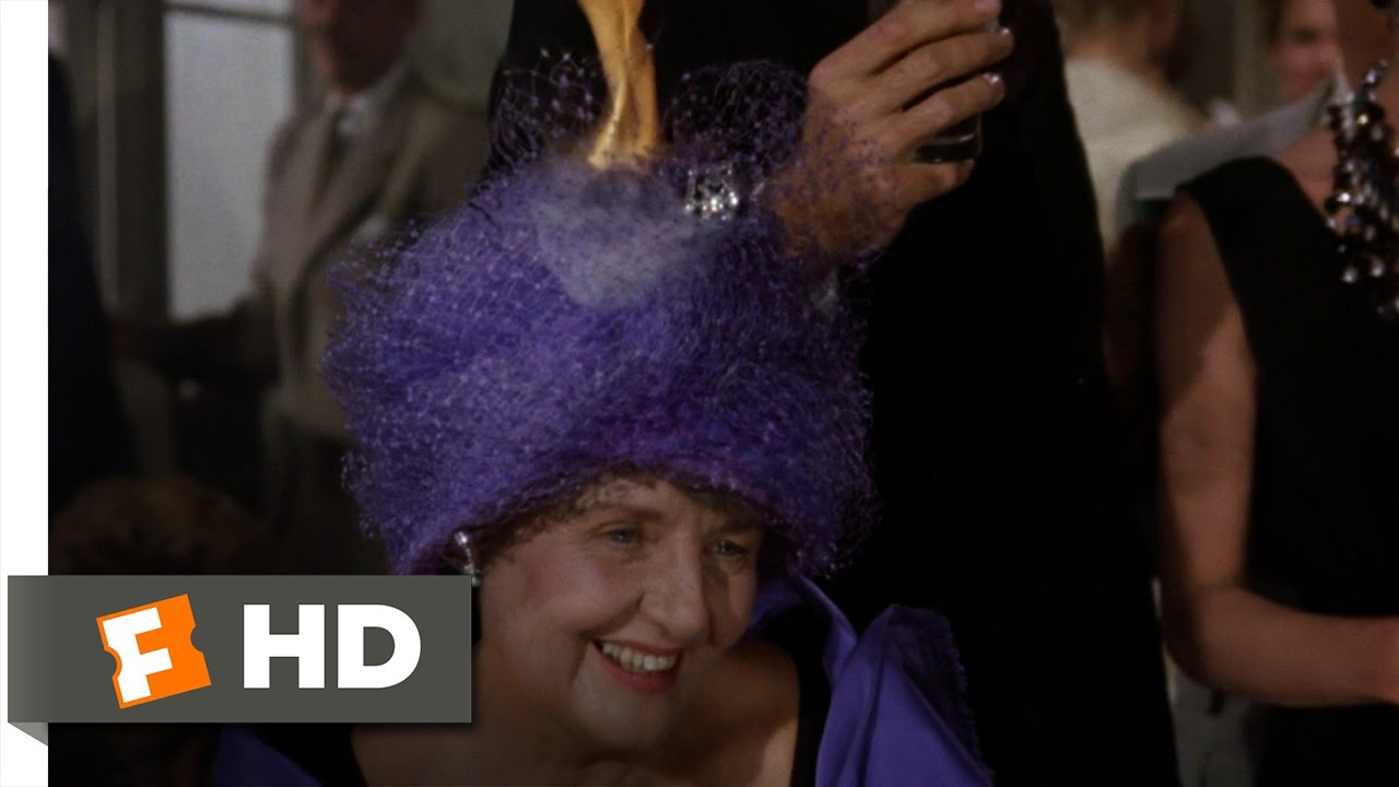 Breakfast at Tiffany's (2/9) Movie CLIP - Hot Party (1961) HD