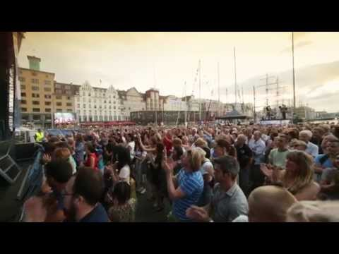 The Tall Ships Races 2014  Bergen – Closing Ceremony (official)