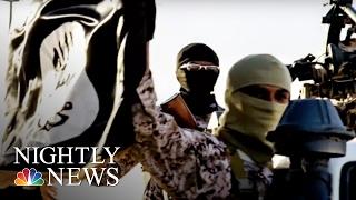ISIS Names Italy As Next European Target | NBC Nightly News