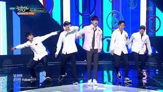 뮤직뱅크 Music Bank - 식스틴(Sixteen) - 사무엘 (Sixteen - Samuel).20170908