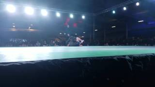 benson henderson vs jay pages f2w pro