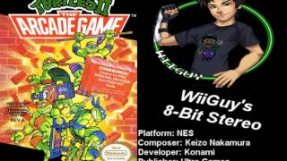 Teenage Mutant Ninja Turtles 2: The Arcade Game (NES) Soundtrack - 8BitStereo