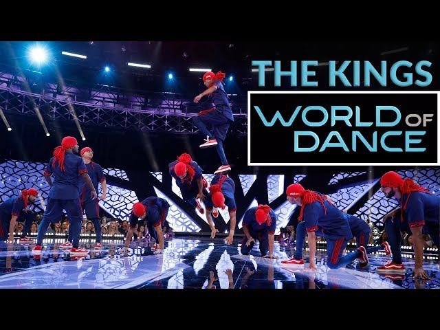 The Kings | Kings United India | NBC World of Dance Season 3 | Qualifiers Performance | Backstage