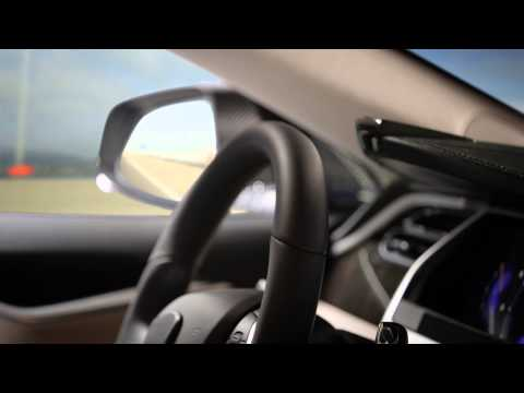 Delphi Automated Driving
