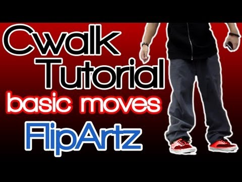 Cwalk Tutorial - Basic Moves (By : FlipArtz)