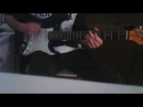Shinedown - 45 guitar cover