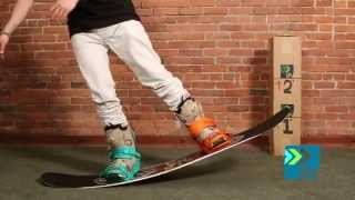 K2 Fastplant Snowboard Flex Test - Board Insiders - K2 Snowboards Fastplant