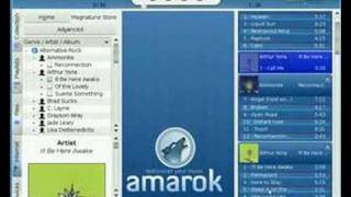 Amarok 2 Playlist Grouping (KDE Commit-Digest Issue 84)