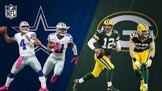 Cowboys vs. Packers Trailer (Week 6) | NFL