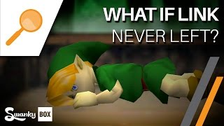 Ocarina of Time - What if Link never left Kokiri Forest? | SwankyBox