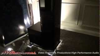 Genesis Loudspeakers, $35,000 Vertere Tonearm, Viola Electronics, Air Force One Turntable