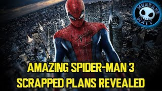 AMAZING SPIDER-MAN 3 Scrapped Plans Revealed